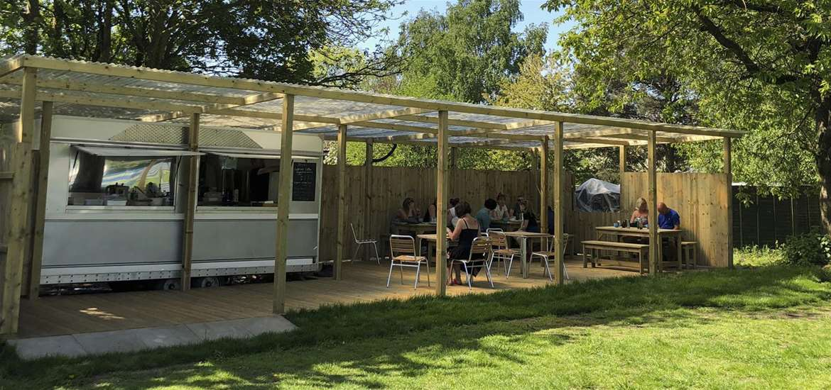 WTS - Shottisham Campsite - Cafe
