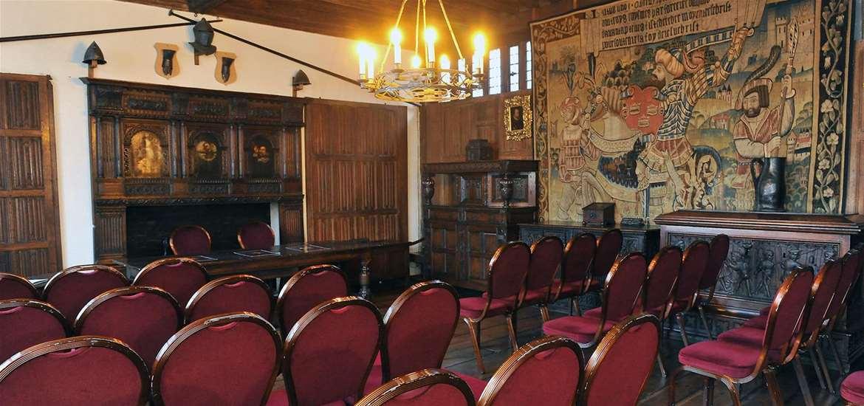 Weddings - Christchurch Mansion - Tudor Room