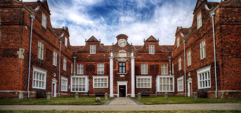 Weddings - Christchurch Mansion - Exterior