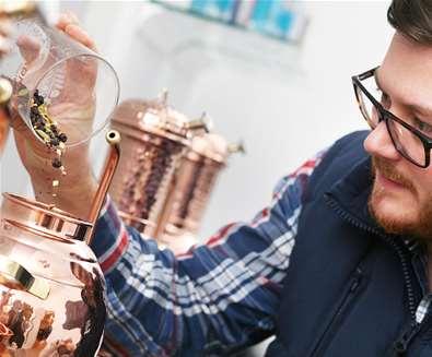 Adnams Distillery Tours Gin Making