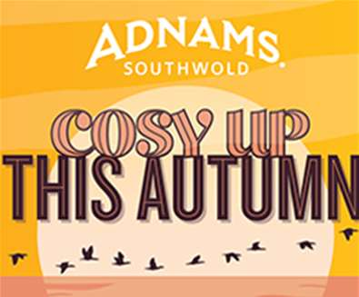 Adnams Autumn Breaks by the Coast