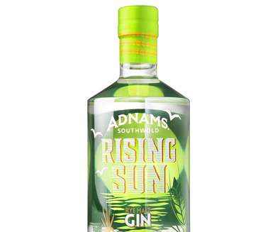 Food and Drink - Adnams - Southwold - Rising Sun Gin