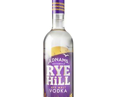 Food and Drink - Adnams - Southwold - Rye Hill Vodka