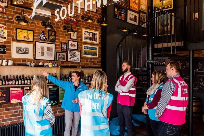 towns & Villages - Southwold - Adnams tour