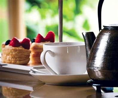 WTS - Kesgrave Hall - Afternoon tea