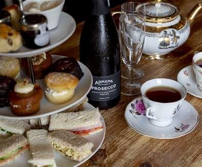Afternoon Tea at The Ship Inn Levington