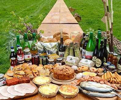TTDA - Alde Valley Spring Festival - Food