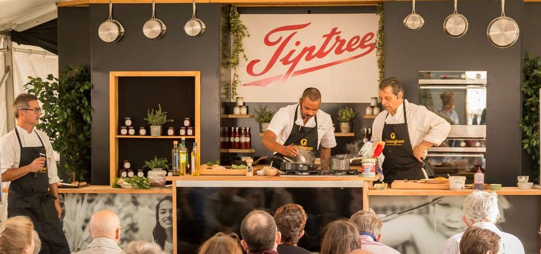 TTDE - Aldeburgh Food & Drink Festival - Workshop - (c) Gavin Butler Photography