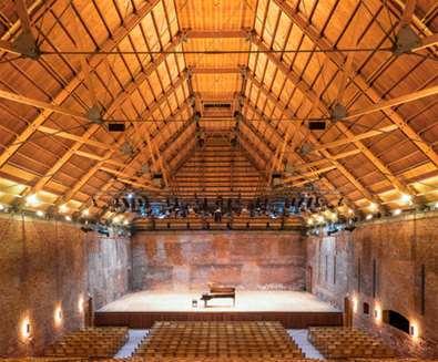 TTDA - Aldeburgh Music - Concert Hall