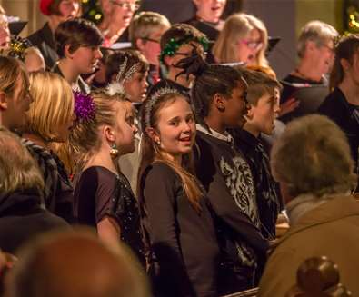 Sing Christmas at Snape Maltings