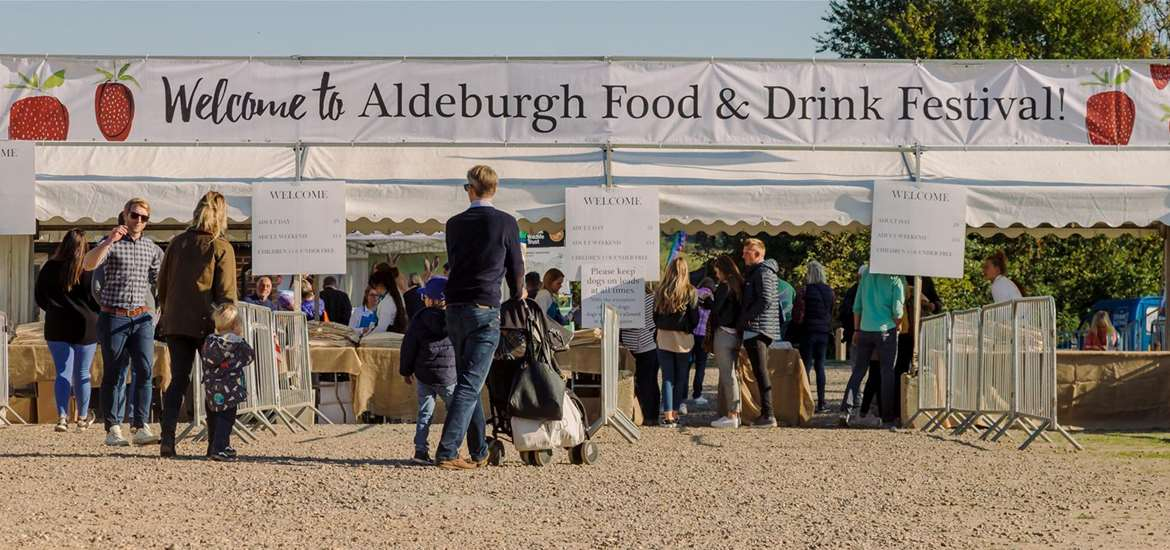 Aldeburgh Food and Drink Festival