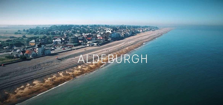 Aldeburgh on the Suffolk Coast