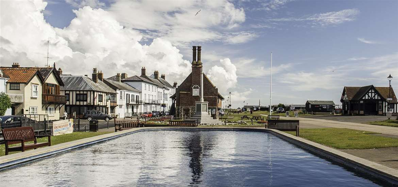 Towns and villages - Aldeburgh - Suffolk coast