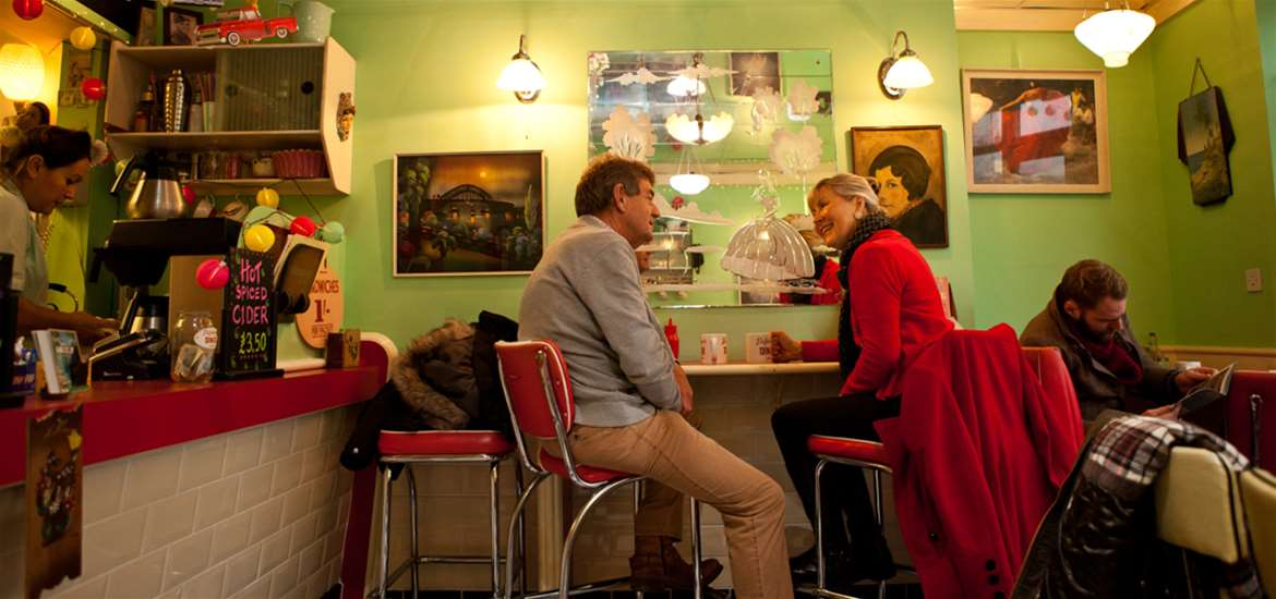 Romantic breaks - Aldeburgh - Cafe Culture - credit Photography by Emily Fae - Suffolk coast