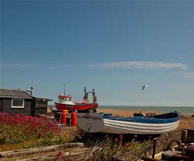 Aldeburgh Beach - Emily Fae Photography