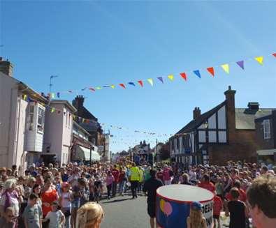 TTDE - Aldeburgh Carnival 2017