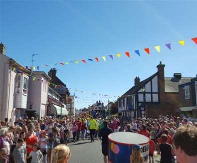 Aldeburgh Carnival 2017