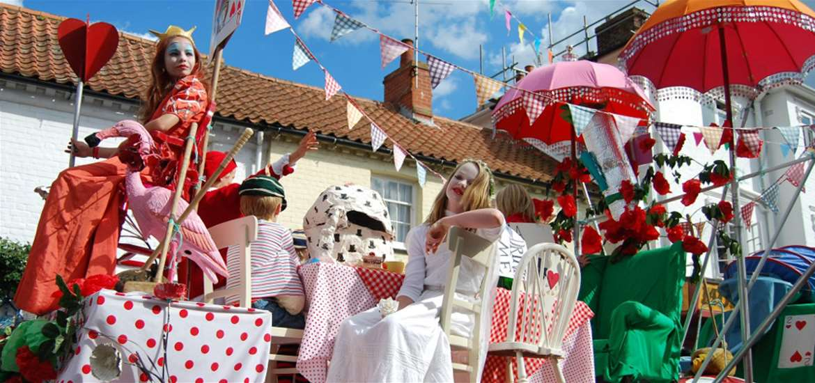 Top 10 Festivals, Fetes and Carnivals on The Suffolk Coast