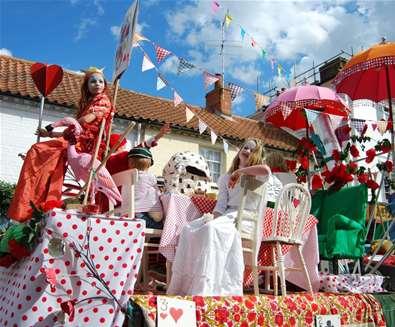 Aldeburgh Carnival 2016