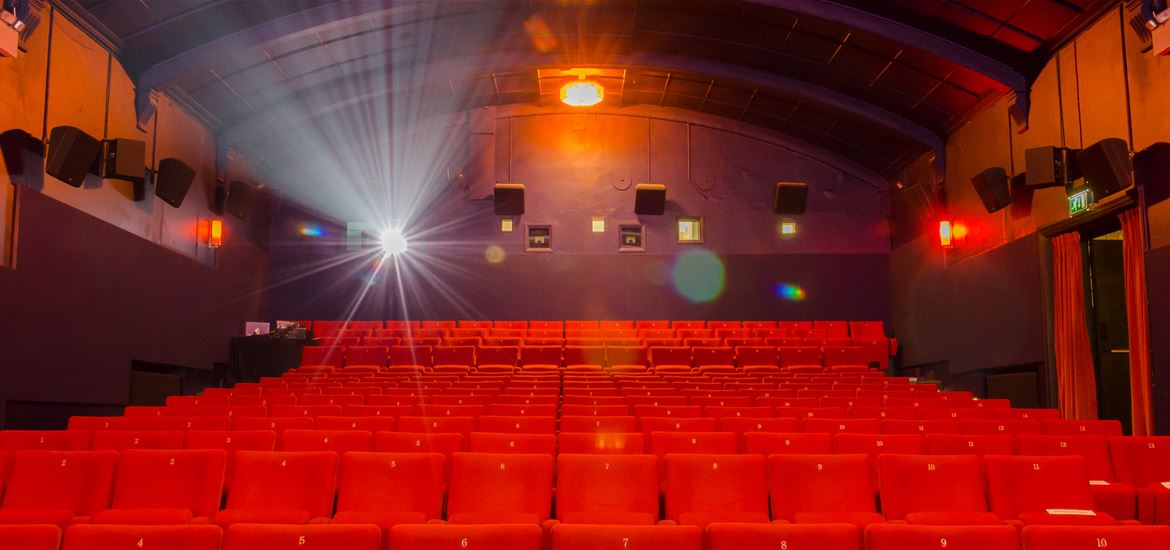 Aldeburgh Cinema - Attractions