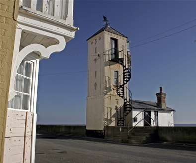 Aldeburgh Beach Lookout and Art House