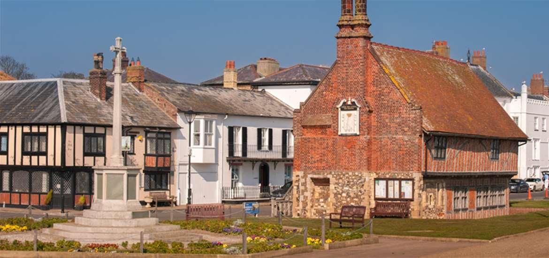 Aldeburgh Town Centre