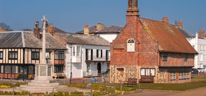 Aldeburgh Suffolk Coast