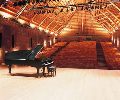TTDA - Snape Maltings Concert Hall - (c) Jeremy Young