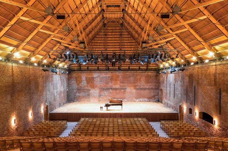 Towns & Villages - Snape - Concert hall (c) Matt Joly