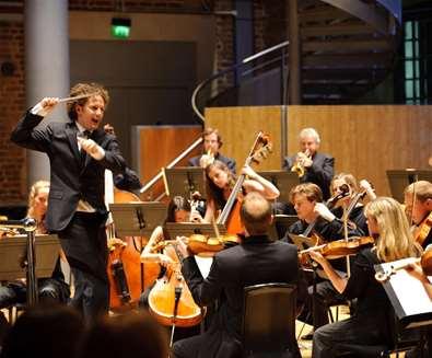 Aldeburgh Festival Orchestra Rehearsal