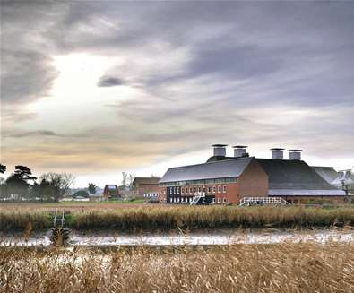 Towns & Villages - Snape Maltings