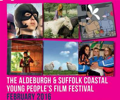 The 1st Aldeburgh and Suffolk Coastal Young People's Film Festival