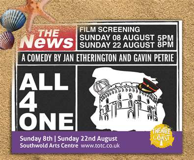 Theatre on the Coast - Film Screening: All 4 One