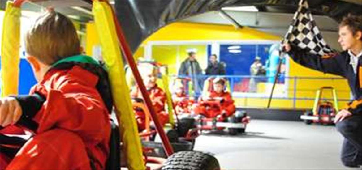 TTDA - Anglia Indoor Karting - Children