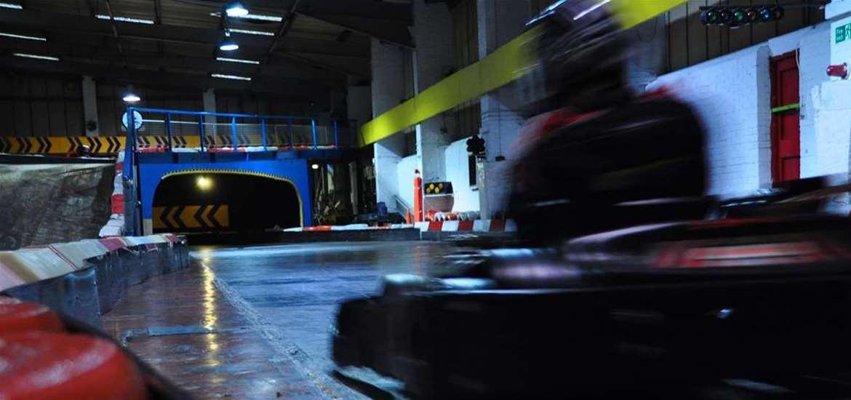 TTDA -  Anglia Indoor Karting - Track
