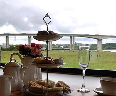Articles - Afternoon Tea - Cookhouse View