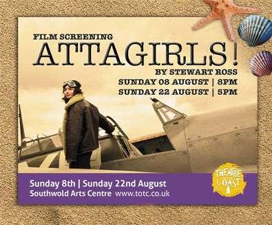 Theatre on the Coast presents: Attagirls! film screening