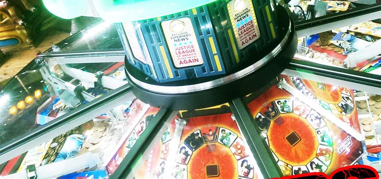 TTDA - Manning's Amusements - Amusement arcade
