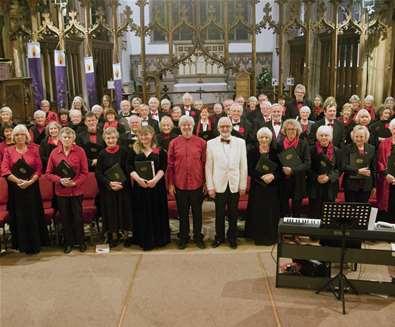 J.S.Bach: Christmas Oratorio - St Michaels Church - Beccles