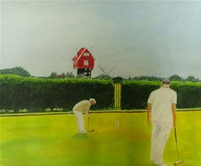 Thorpeness Croquet Open Day