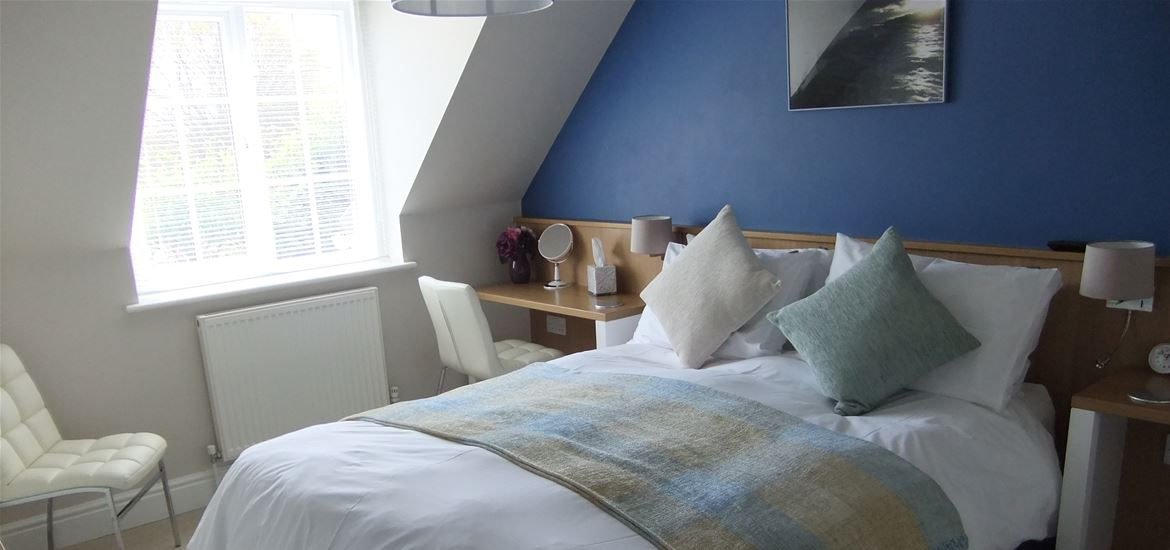 Bankside B&B Bedroom