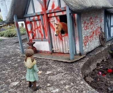 TTDA - Banksy - Merrivale Model Village