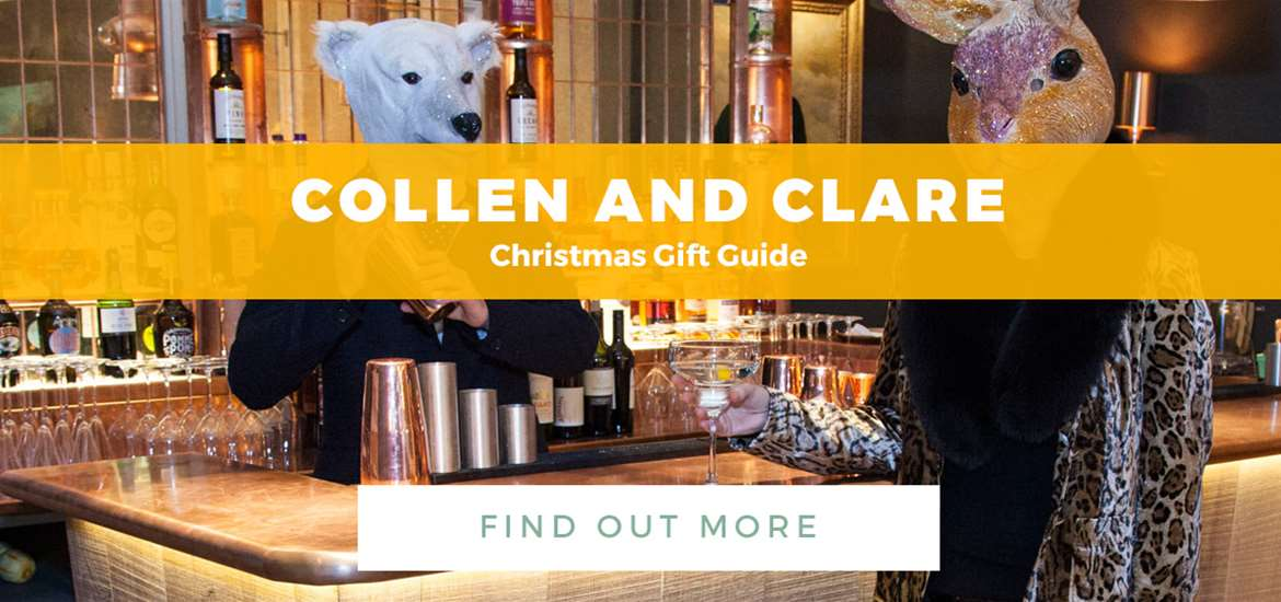 Banner ad Collen and Clare TTDE 4 Dec to 1 Jan