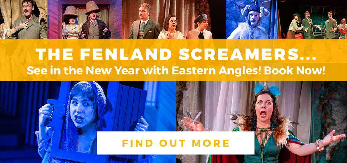 Banner Advertisement Eastern Angles 10 Dec to 19th Jan 2019