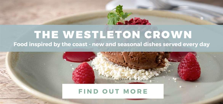 Banner Advertisement Westleton Crown FD April 2019