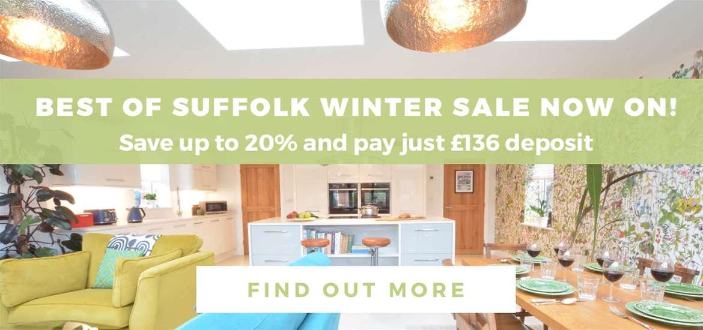 Banner Advertisement Best of Suffolk TV January 2020