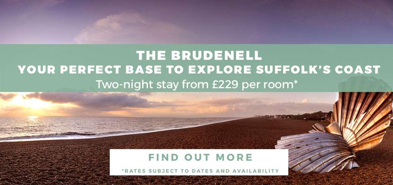 Banner Advertisement WTS Brudenell Autumn Offer September 2018
