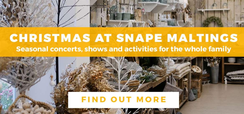 Banner Advertisement Snape Maltings Nov 2019 TTDM