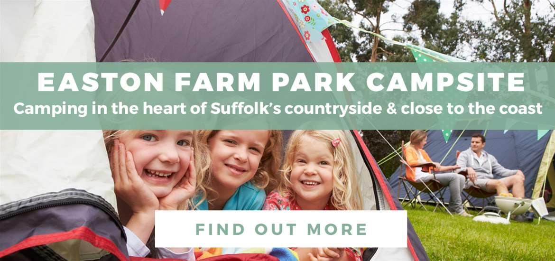 Banner Advertisement Easton Farm Park September 2019 WTS