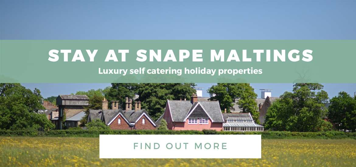 Banner Advertisement WTS Snape Maltings Suffolk April 2021